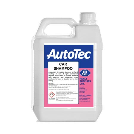 autotec shampoo supplies
