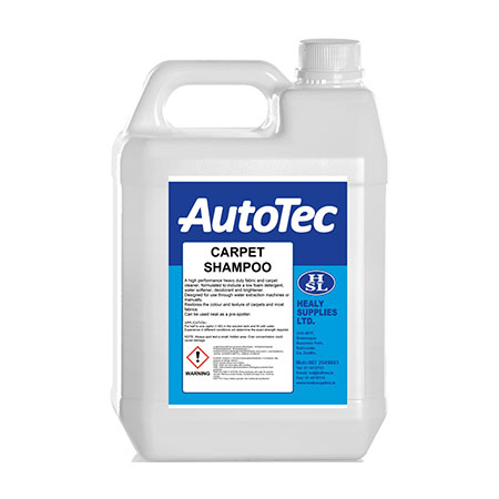 autotec carpet shampoo healy supplies