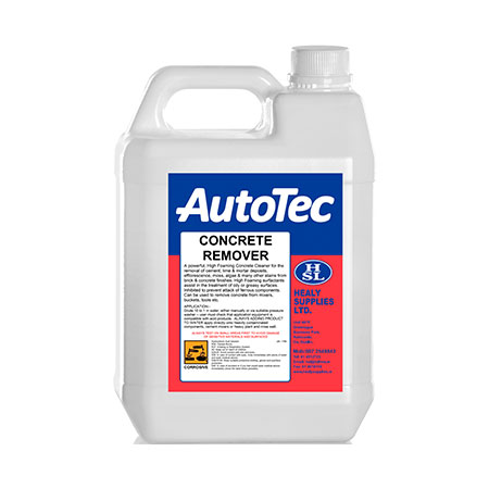 autotec concrete remover healy supplies