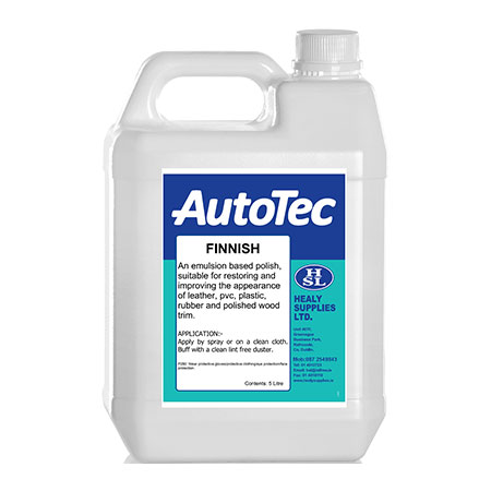 autotec finish healy supplies