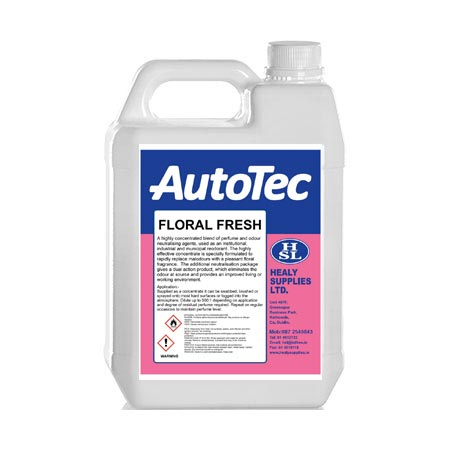 odour control autotec floral fresh healy supplies