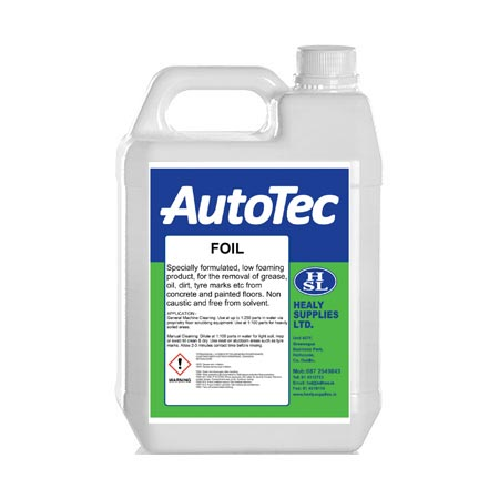 autotec foil degreasers healy supplies