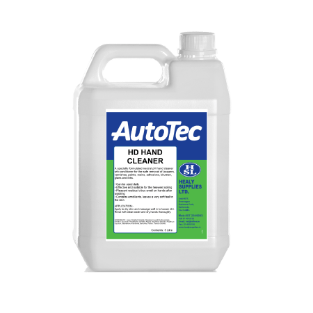 autotec hands and paint cleaner healy supplies