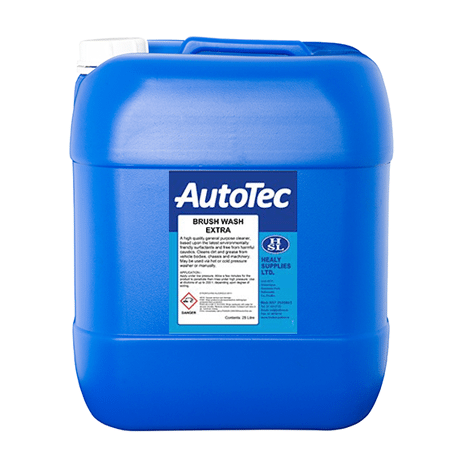 autotec brush wash supplies