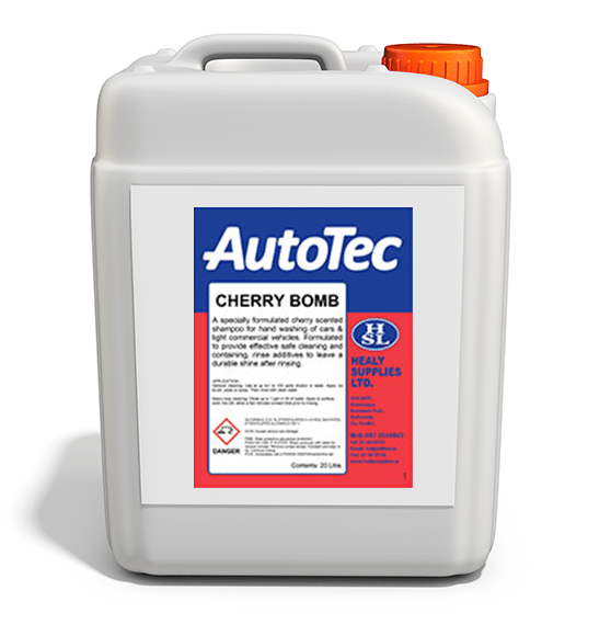 autotec cherry bomb healy supplies