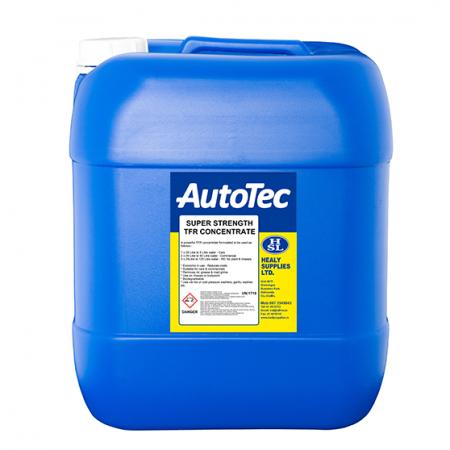 autotec concentrat tfr healy supplies