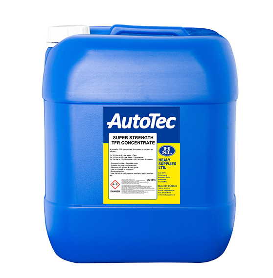 autotec concentrat tfr healy supplies