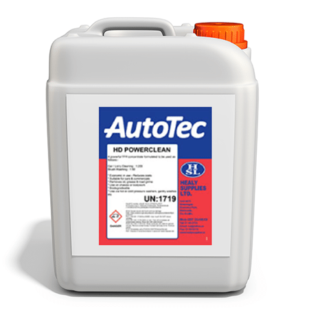 transport cleaners autotec hd powerclean healy supplies