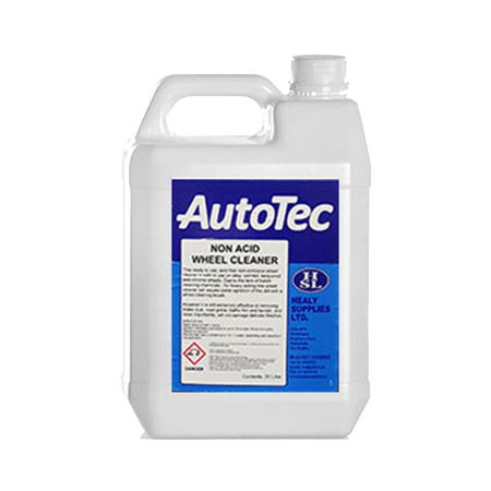 autotec nonacid wheel cleaner healy supplies