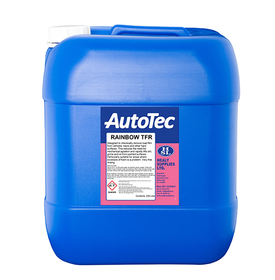 transport cleaners autotec rainbow healy supplies