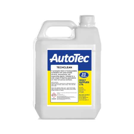 interior cleaners autotec techclean healy supplies