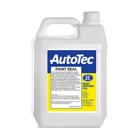 liquid car polishes autotec paintseal healy supplies